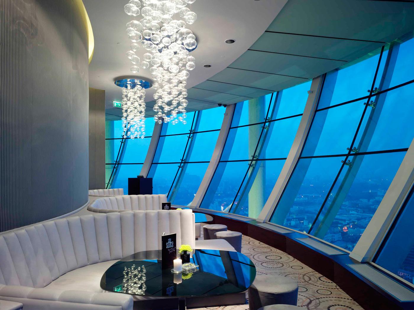 Ресторан в Москва-Сити