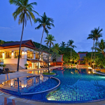 Ночной отель на мысе Панва