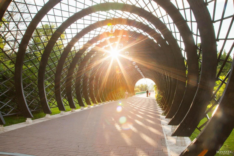 Андреевский пешеходный мост