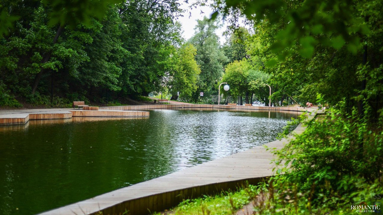 Андреевский пруд