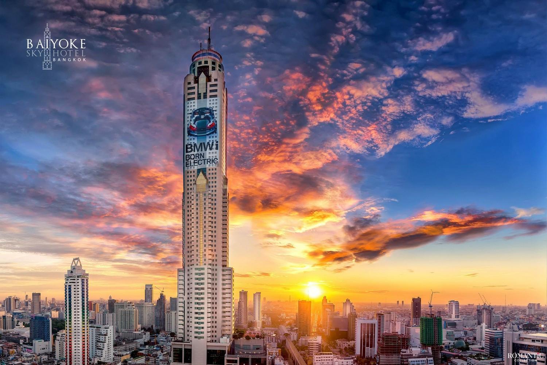 Отель Baiyoke Sky в Бангкоке