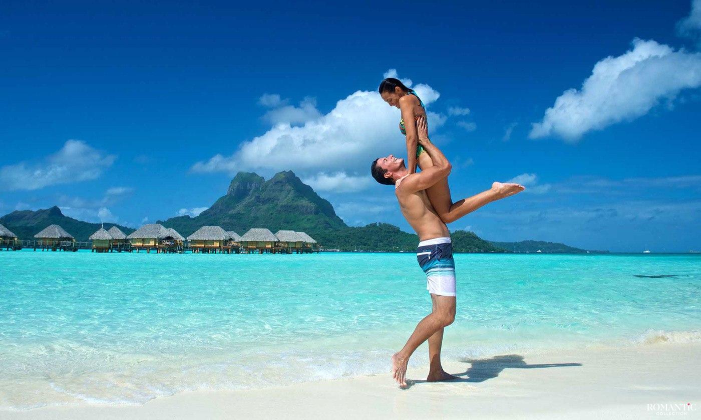 Остров Бора-Бора для влюбленных