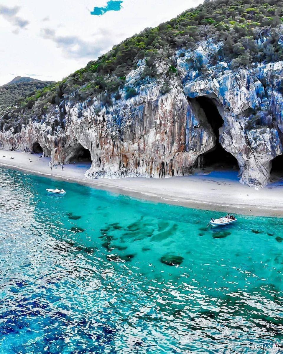 Cala Luna на Сардинии