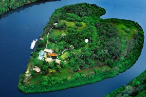 Остров Мейкпис в Австралии