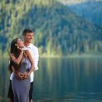 Влюблённые на озере Кёнигзее