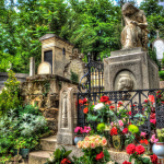 Могила Шопена на Восточном кладбище