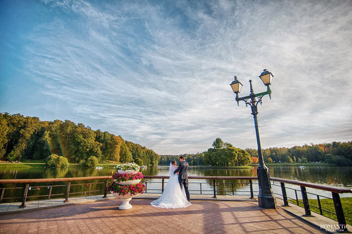 Свадебная прогулка в Царицыно