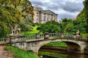 Павловский дворец — любимая усадьба императора