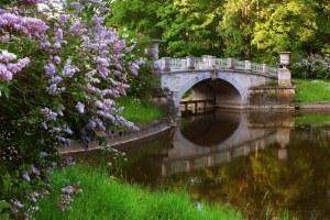 Висконтиев мост в Павловском парке