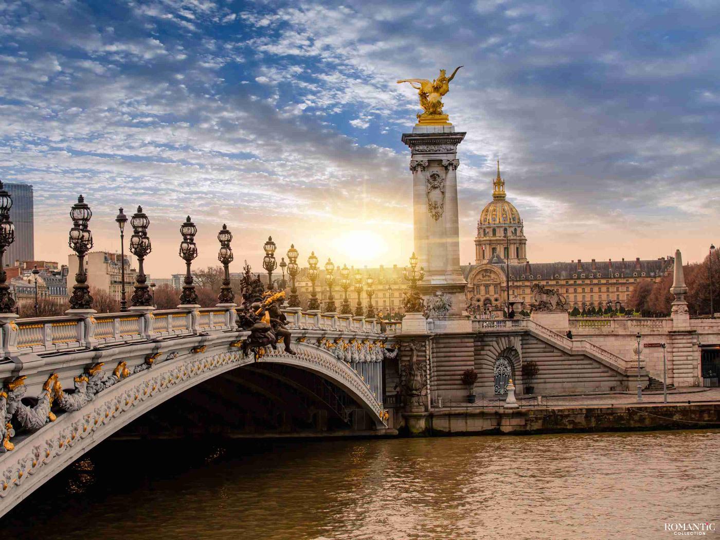 Прогулки вдоль Сены