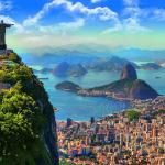 Статуя Христа в Рио де Жанейро