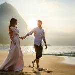 Влюбленные в Рио де Жанейро
