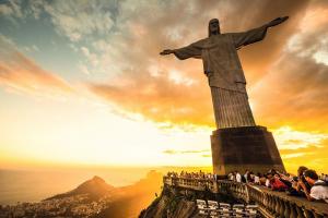 Статуя Христа Рио де Жанейро