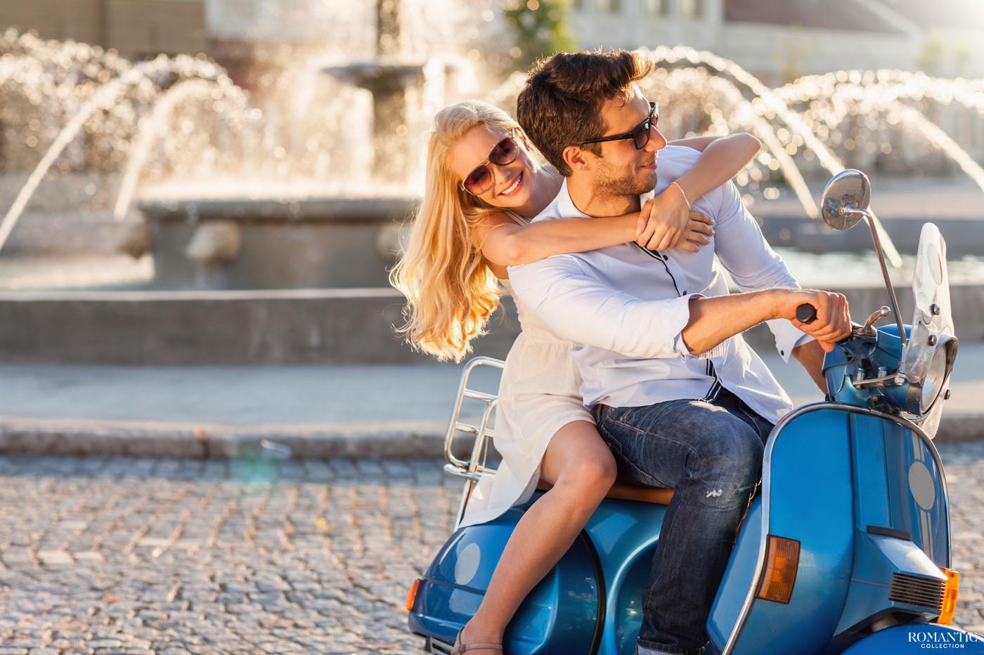 Влюблённые в Риме