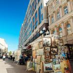 Старый Арбат в Москве