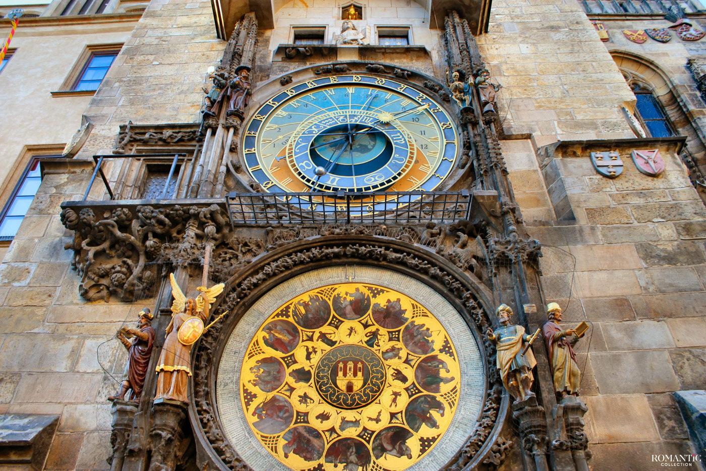 Часы на Староместской башне