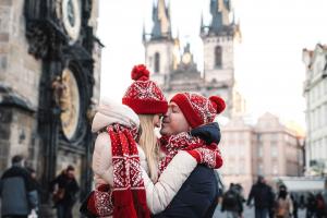 Влюблённые в Праге