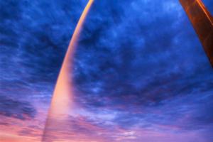 Фонтан «Бог-отец на радуге», Стокгольм, Швеция