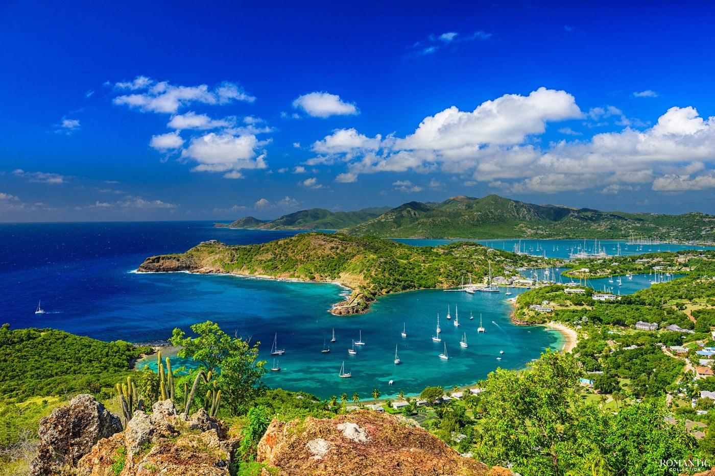 Пляжи Барбуда и Антигуа, Каррибы