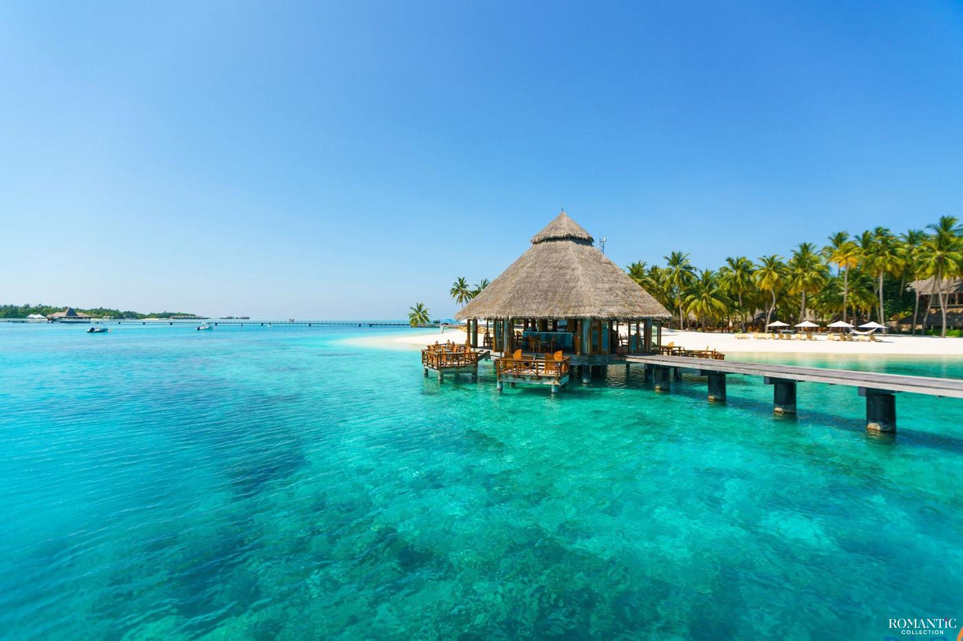 Пляж Рангали, Мальдивские острова