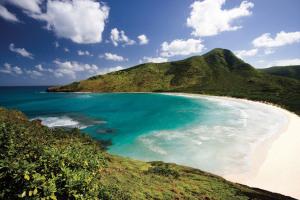 Пляж Невис, Каррибский бассейн