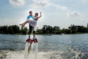 Водные развлечения для влюблённых