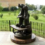 «Скамья примирения» в Видном