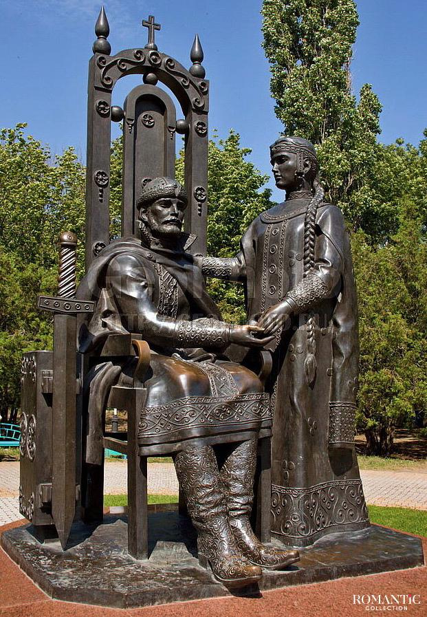Скульптура в Ейске
