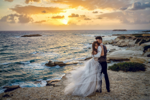 Свадьба на мысе Каво Греко