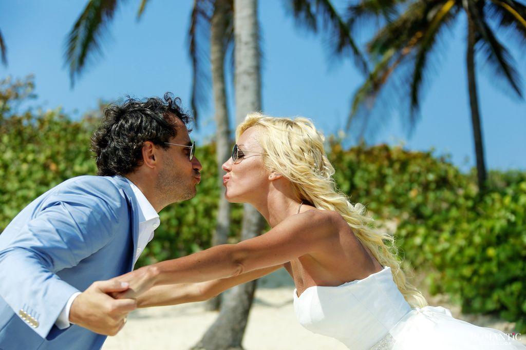 Колорит свадьбы на Кубе
