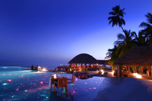 Романтика Мальдивских островов