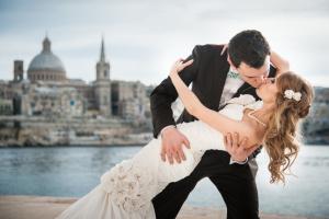 Свадьба в Валетте