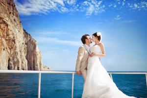 Свадьба на яхте на Мальте