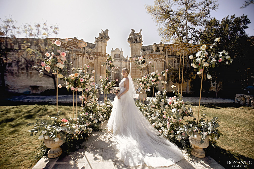 Свадьба на Мальте