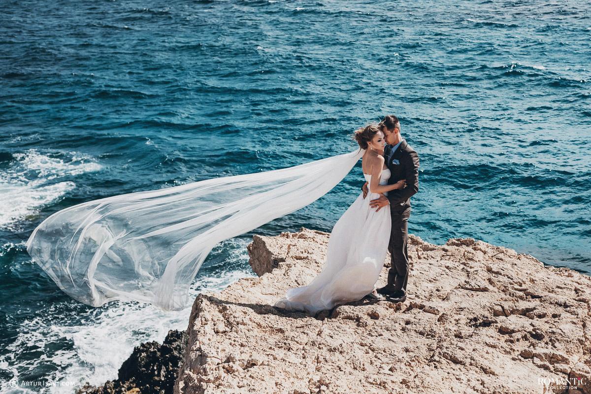 Свадебная фотосессия на Мальте