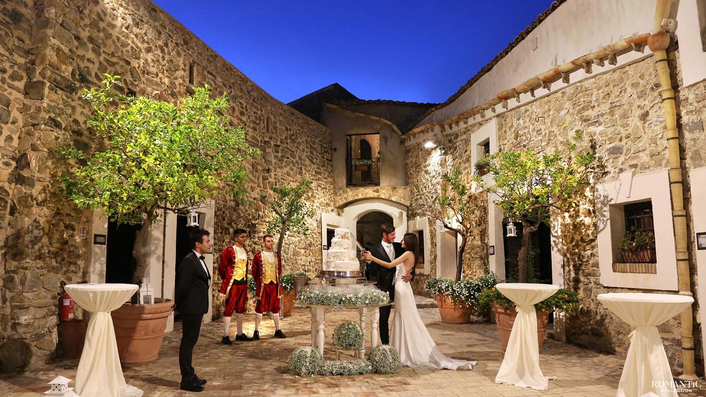 Свадьба в крепости на Мальте