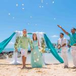 Свадебная церемония на острове Маврикий