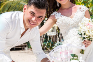Свадебная церемония на Пхукете