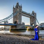 Молодожены в Лондоне, Тауэрский мост