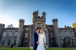 Церемония в замке Inverlochy, Шотландия