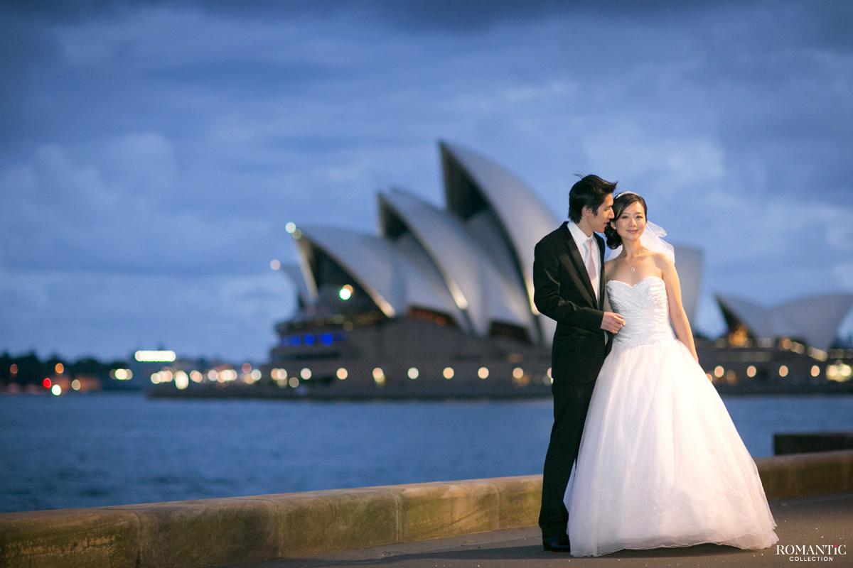 Свадьба в Сиднее