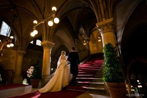 Свадьба во дворце Австрии