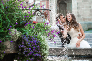 Свадебная фотосессия в Германии