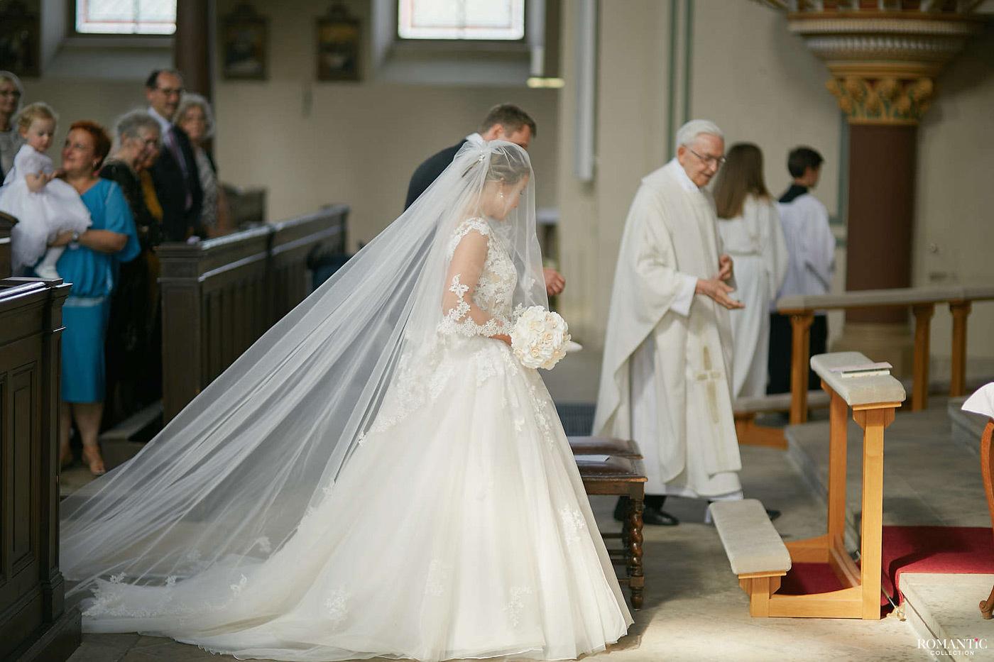 Церемония венчания в Германии