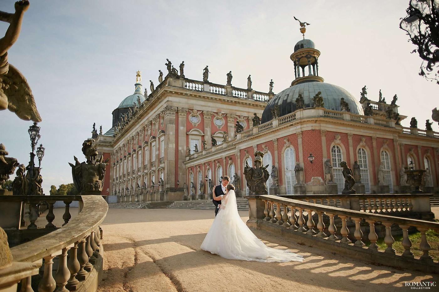 Свадебная прогулка в Германии