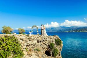 Свадьба на острове Крит