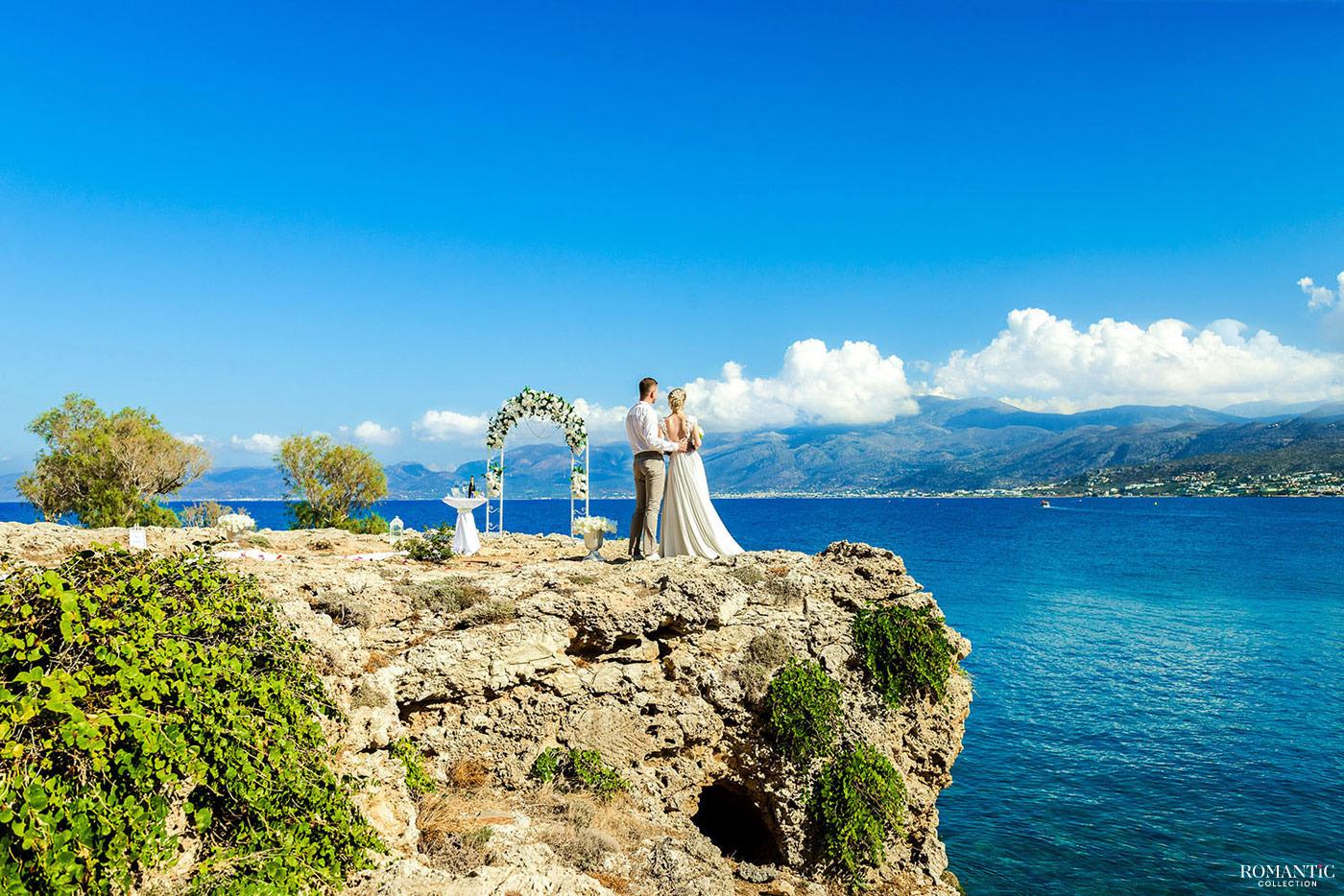 Свадебная церемония на Крите