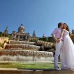 Бракосочетание на вилле La Jara в Барселоне