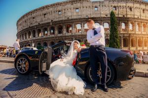 Свадьба в Риме