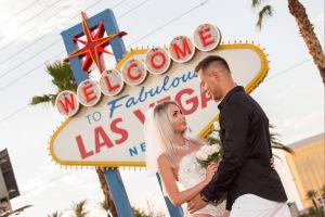 Свадебная фотосессия в Лас-Вегасе